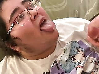 blowjob bbw cumshot at XnXX